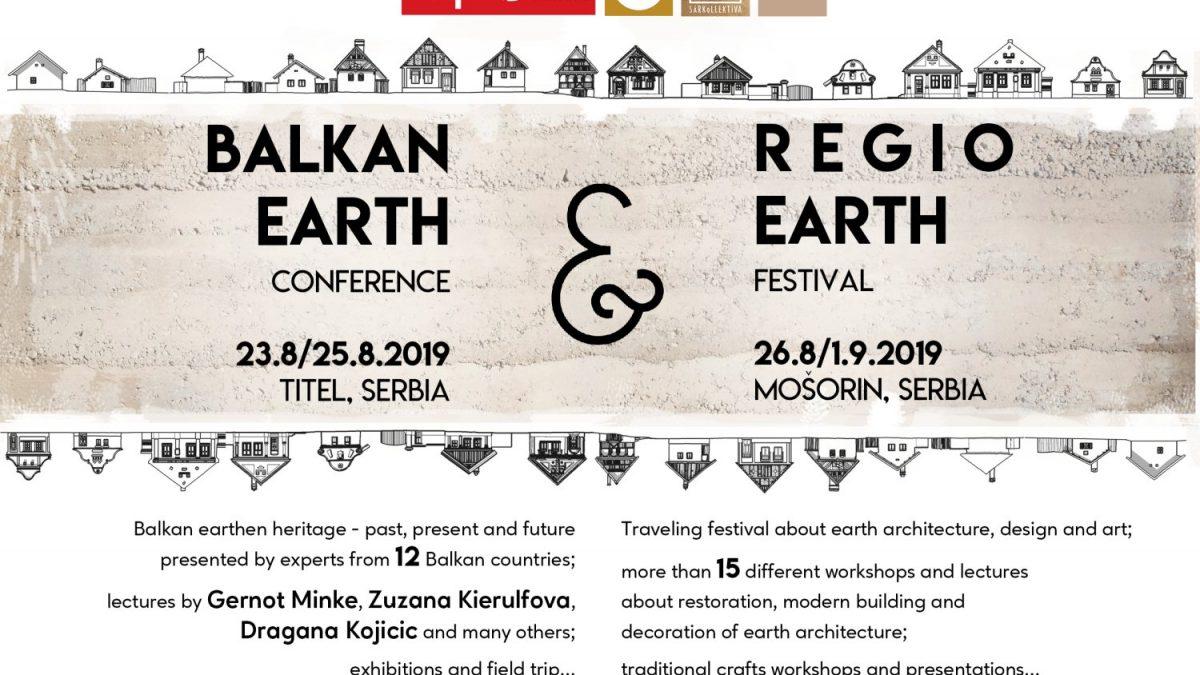 Konferencija i festival zemljane arhitekture u Titelu i Mošorinu