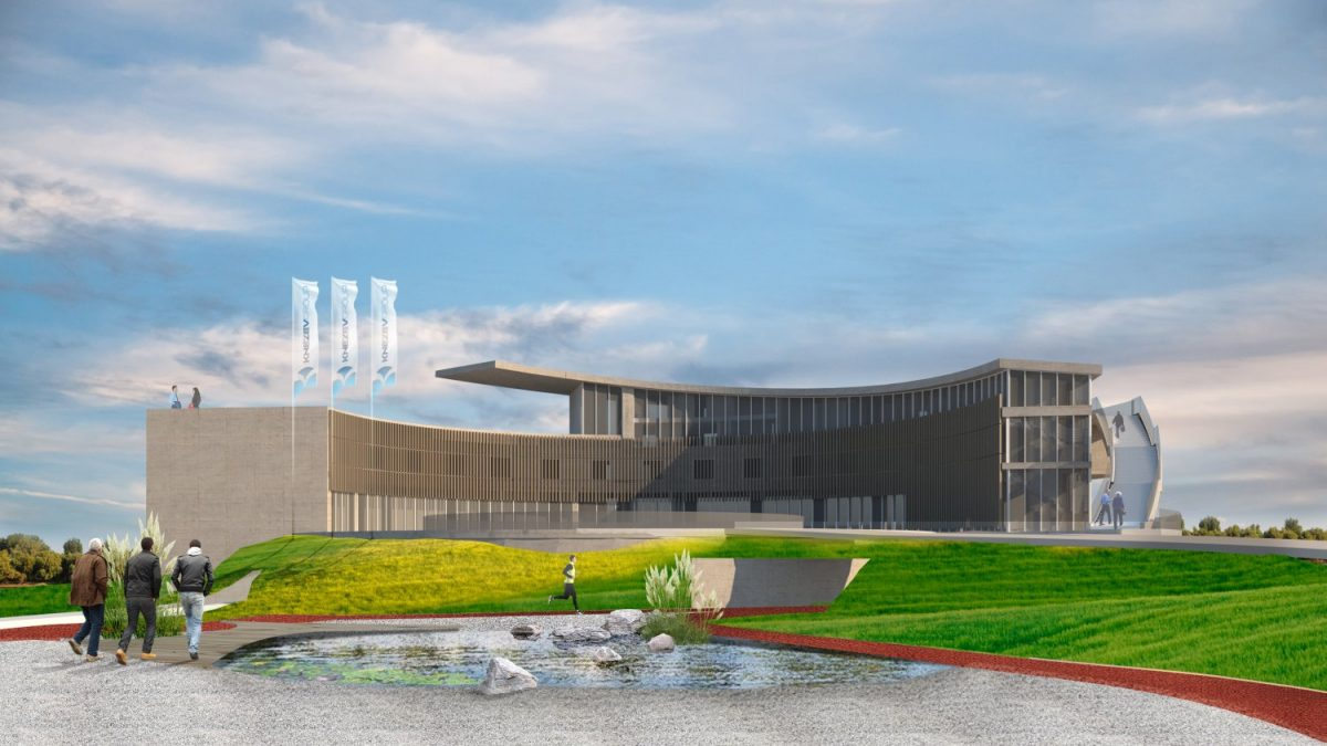 Kako će izgledati hotel Tisa Garden u Bečeju