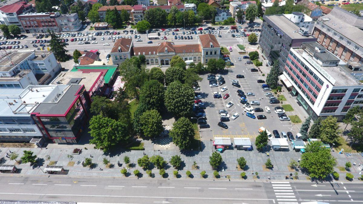 Međunarodni konkurs za centralnu pešačku zonu u Banja Luci