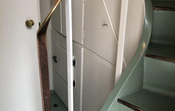 Detalj stepeništa