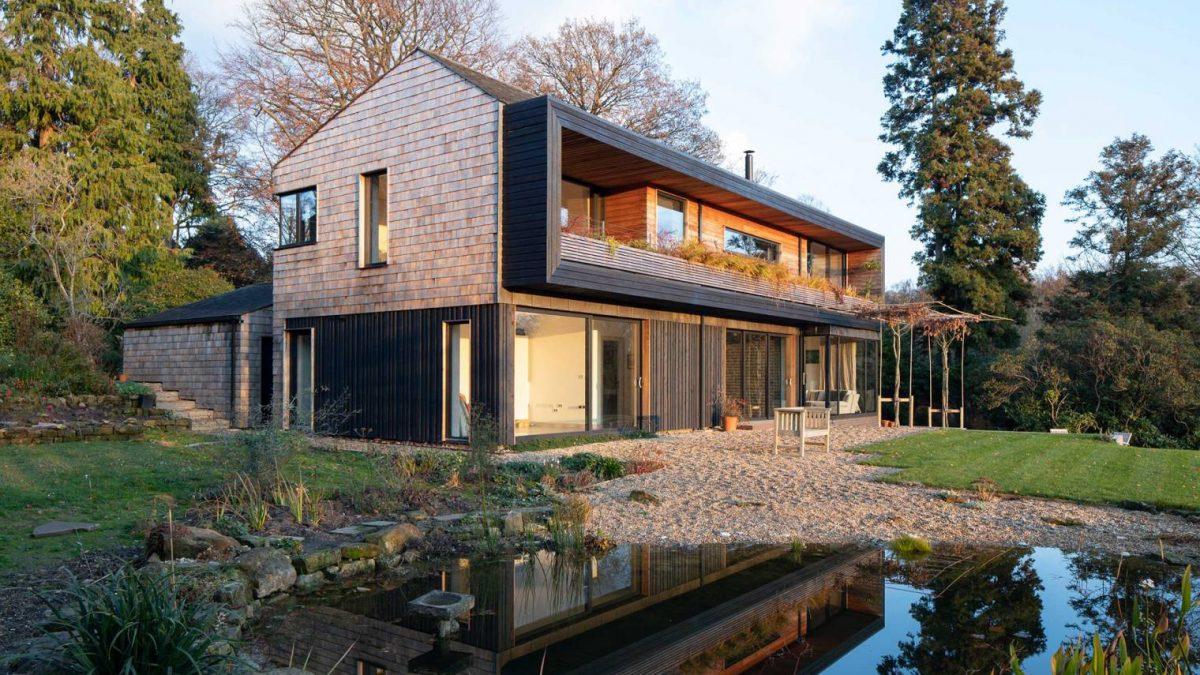 Energetski efikasan dom koji reciklira toplotu kako bi smanjio račune za klimatizaciju