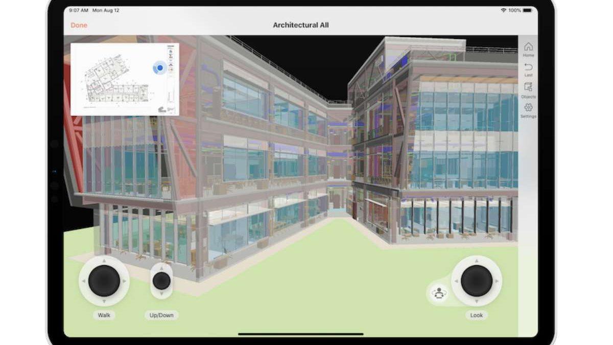 Mobilni BIM: Ponesite model i na gradilište