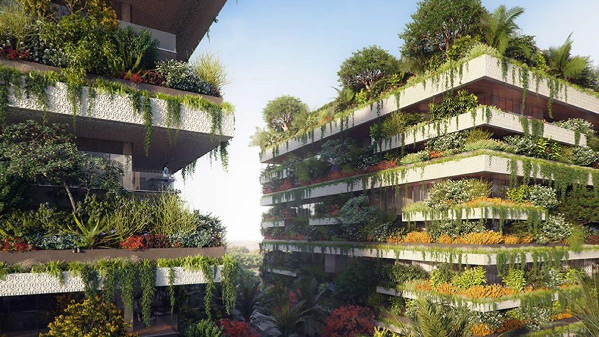 Nova prestonica Egipta biće zelena oaza s vertikalnim šumama