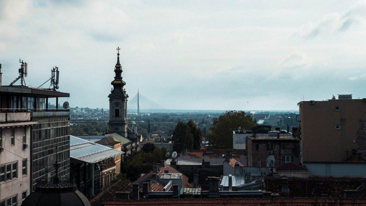 Beograd među 500 gradova na svetu s najvećom emisijom ugljenika