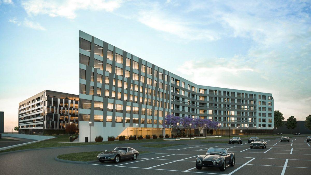 Novi stambeni kompleks u Bloku 64 na Novom Beogradu