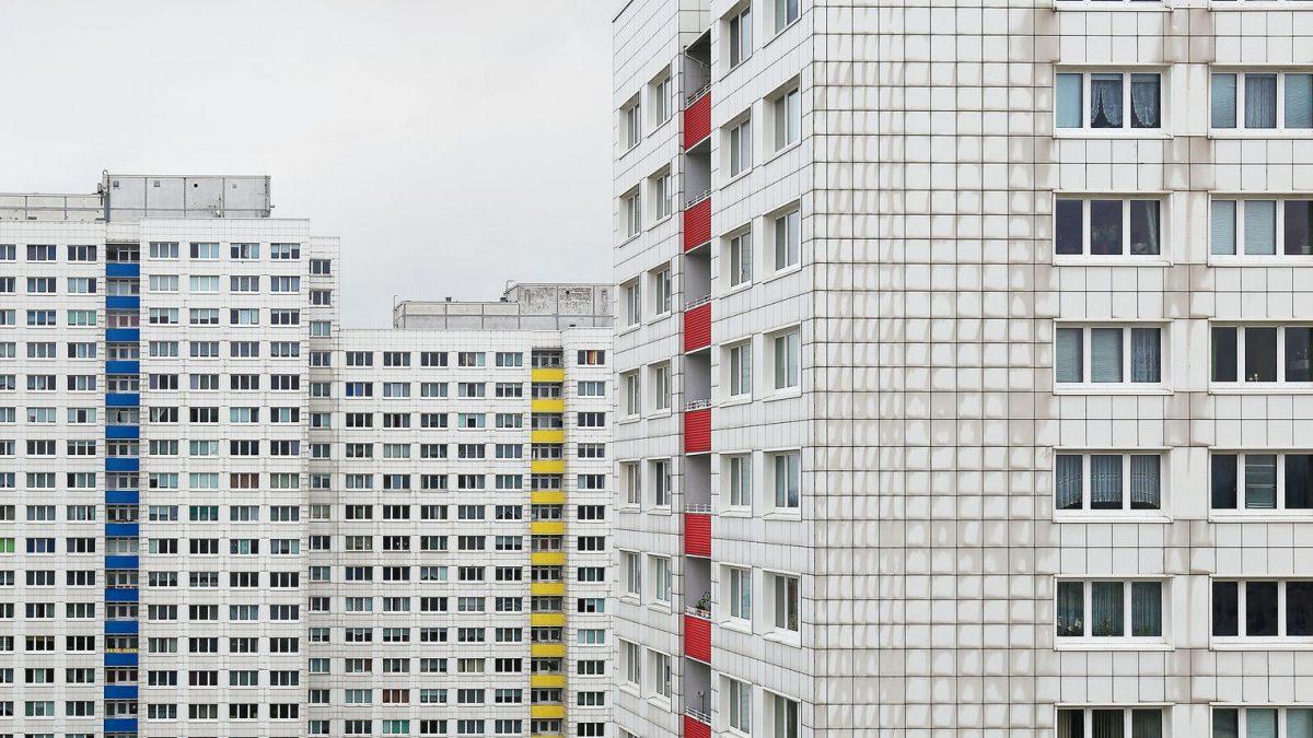 Betonske strukture Istočnog bloka