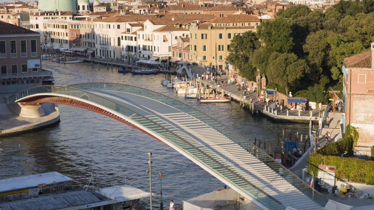Venecija kaznila Kalatravu zbog klizavog mosta neprilagođenog turistima