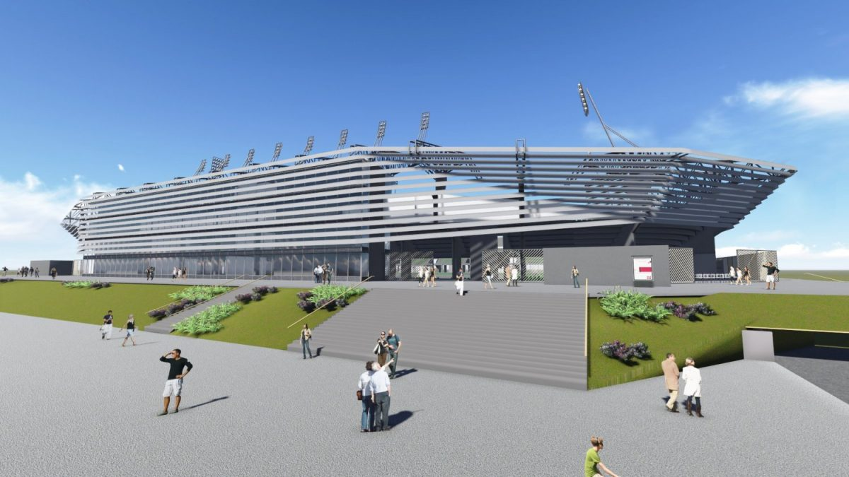 Kako će izgledati novi stadion u Loznici