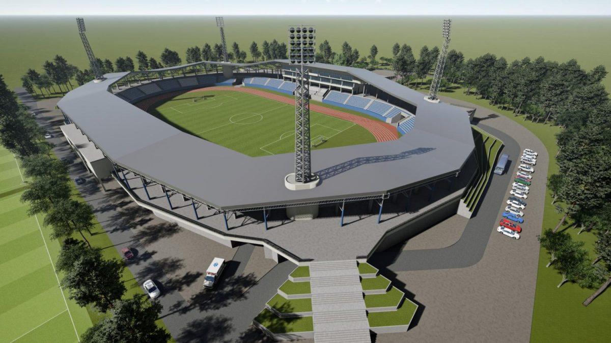 Kako će izgledati gradski stadion u Subotici