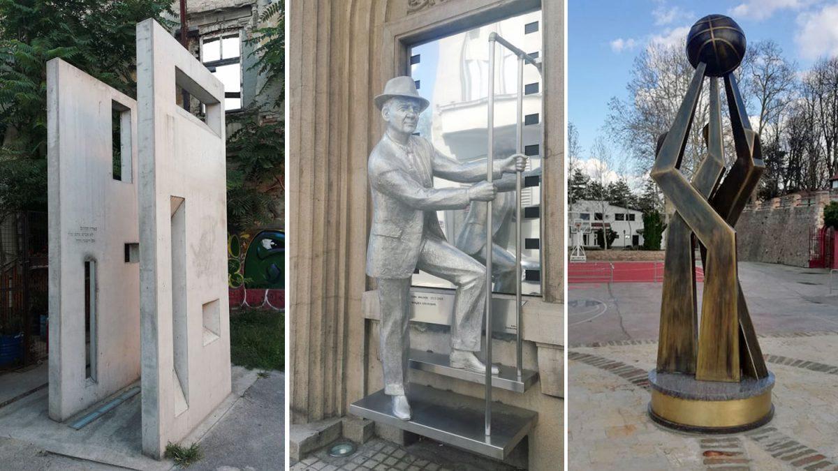 Tri beogradska spomenika za primer