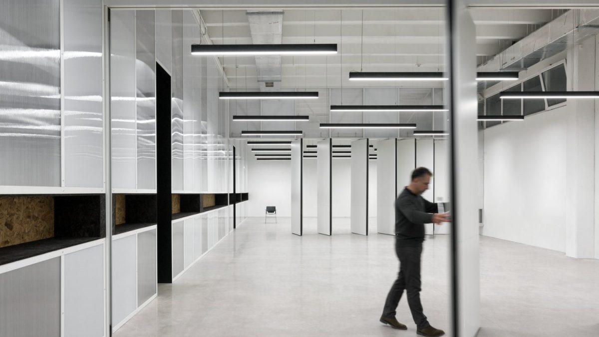 Kako je staro skladište u Beogradu pretvoreno u trening centar