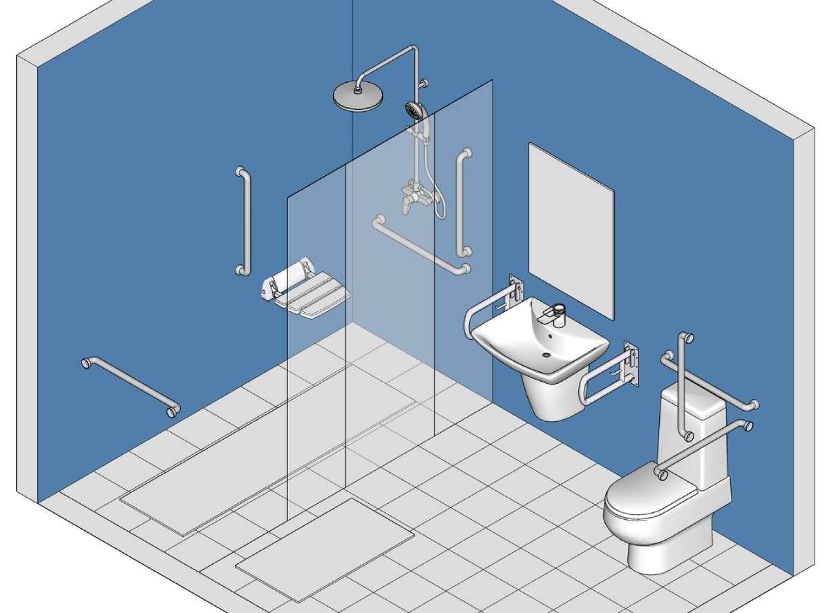 Kako Projektovati Bezbedno Kupatilo Za Starije Osobe