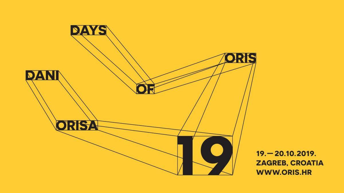 Dani Orisa 19 u Zagrebu 19. i 20. oktobra