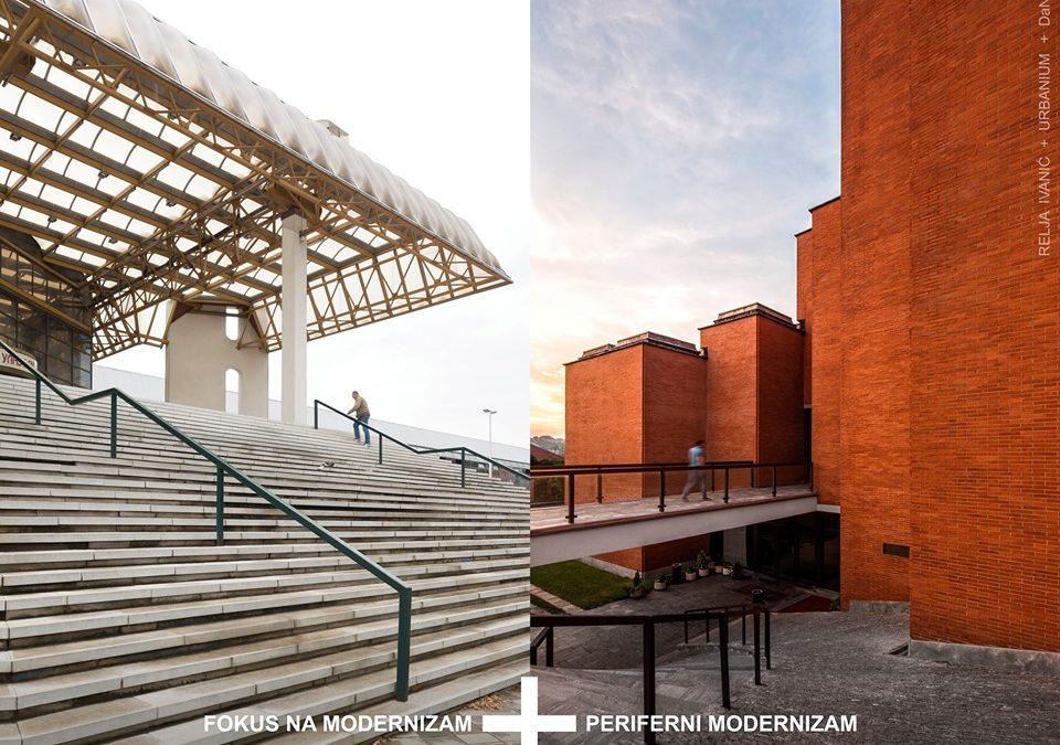 Poređenje dostignuća jugoslovenskog modernizma u Novom Sadu i Kragujevcu