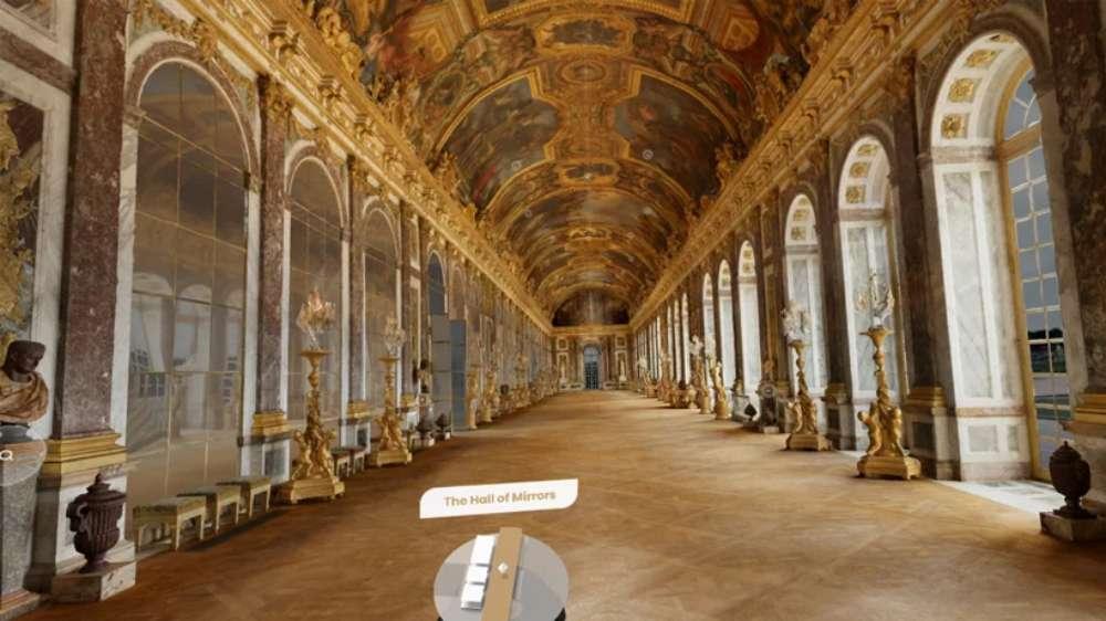 Gugl napravio virtuelnu turu kroz Versaj zahvaljujući fotogrametriji