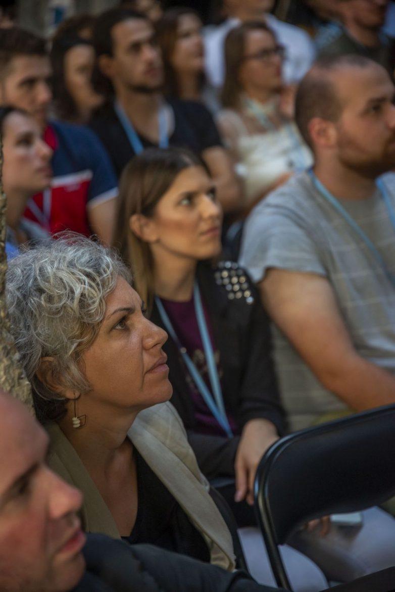 Publika je sa pažnjom pratila predavanja