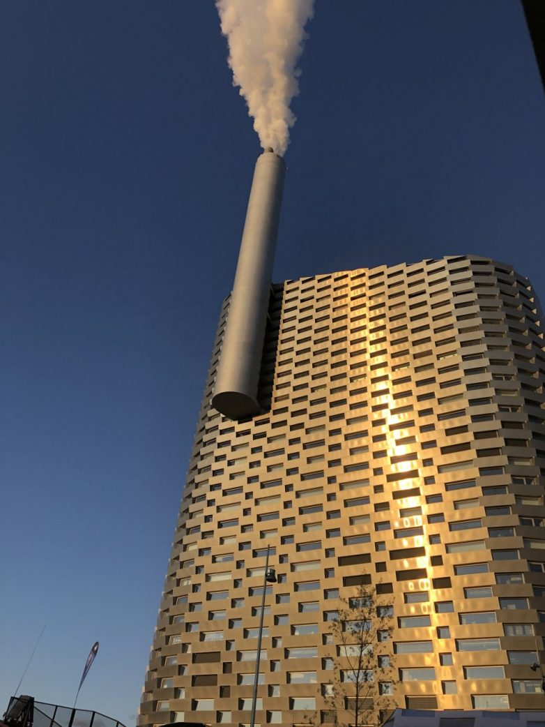 Dimnjak na elektrani; Foto: Kristina Janka