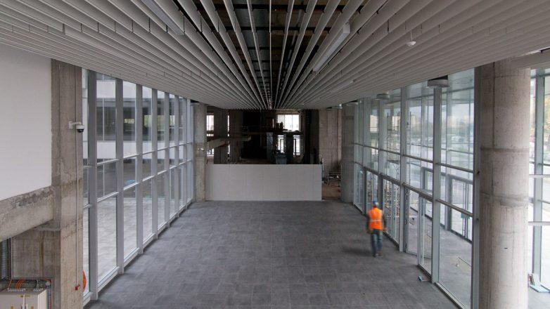Ulazni hol visine je 8,4 metara; Foto: Igor Conić
