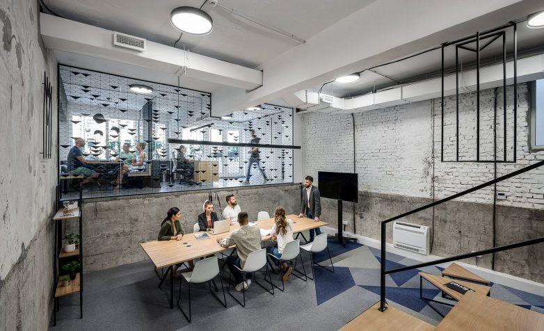 Co-working kod Vuka ima 80 radnih mesta i prostire se na površini od 650 kvadratnih metara; Foto: Miloš Martinović