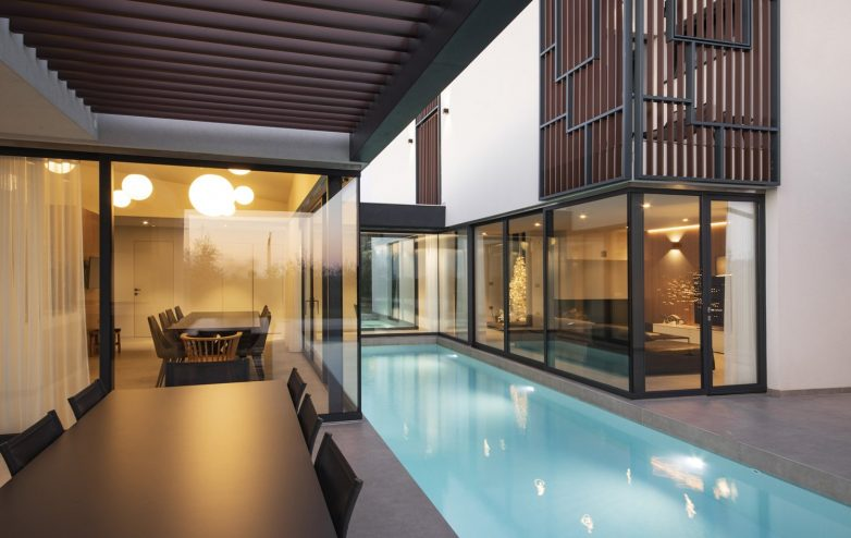 Kuća je inspirisana istarskim stancijama