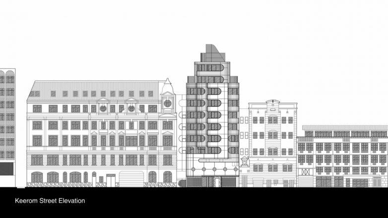 Izgled fasada predmetnog objekta i suseda