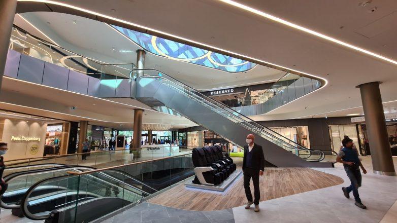 Beo Shopping Centar na 130.000 kvadrata; Foto: Gradnja.rs