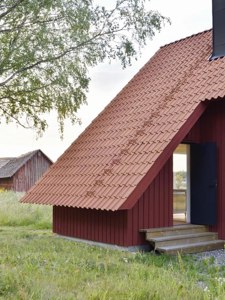 Krov do poda; Foto: Mikael Olsson