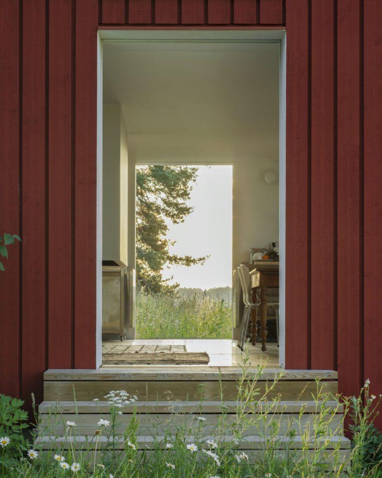 Tapet vrata od stakla; Foto: Mikael Olsson