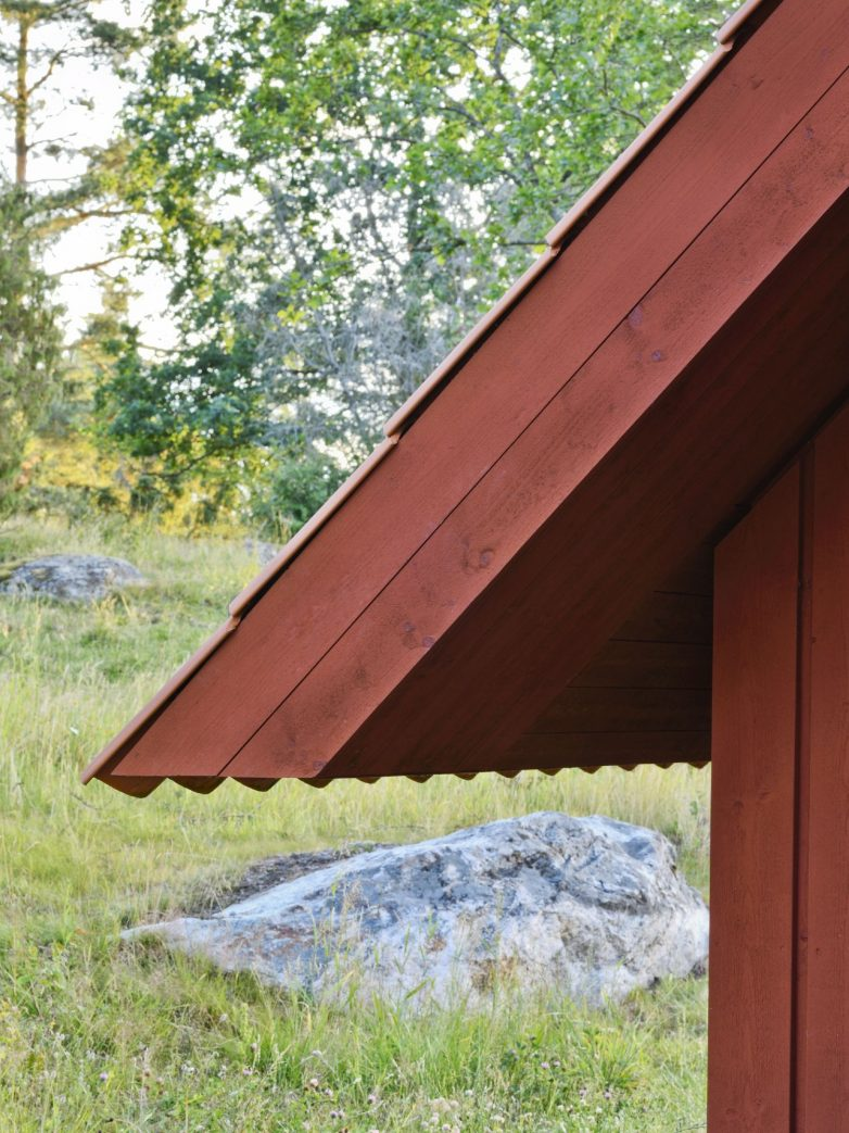 Crven je i krov; Foto: Mikael Olsson