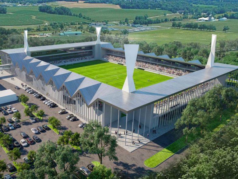 Budući izgled stadiona