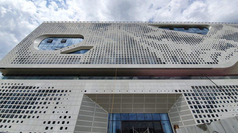 Zgrada uskoro treba da bude gotova; Foto: Gradnja.rs