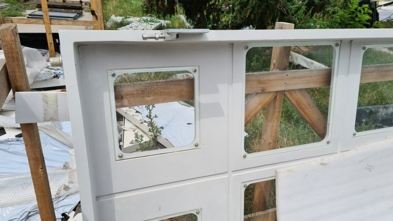 Betonski elementi za ventilisanu fasadu; Foto: Gradnja.rs