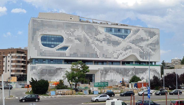 Fasada koja se pamti; Foto: Gradnja.rs