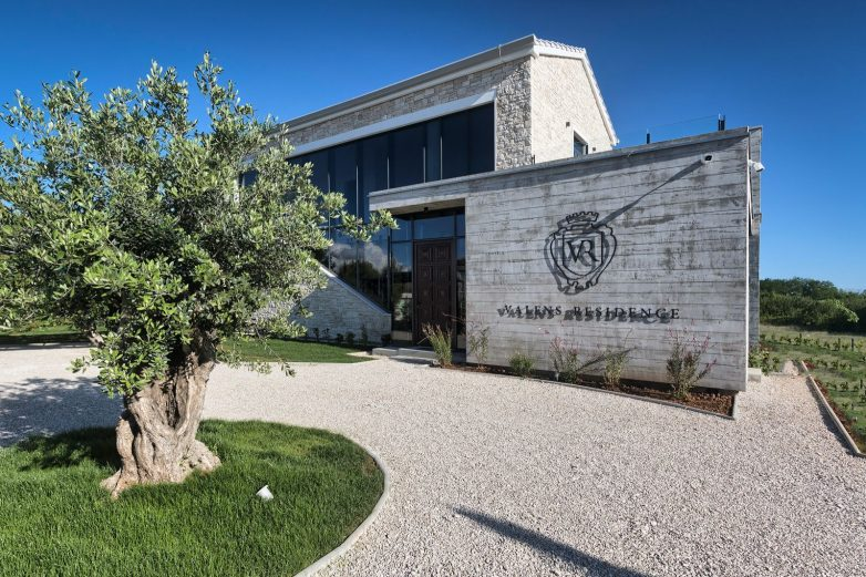 Vila od 410 kvadrata u istarskom zaleđu; Foto: Valens Residence