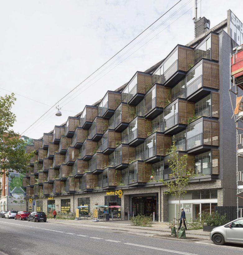 Osvežen izgled zgrade