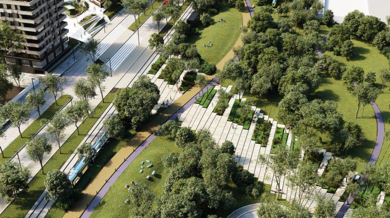 Zeleni Linijski park zahvaljujući učešću građana