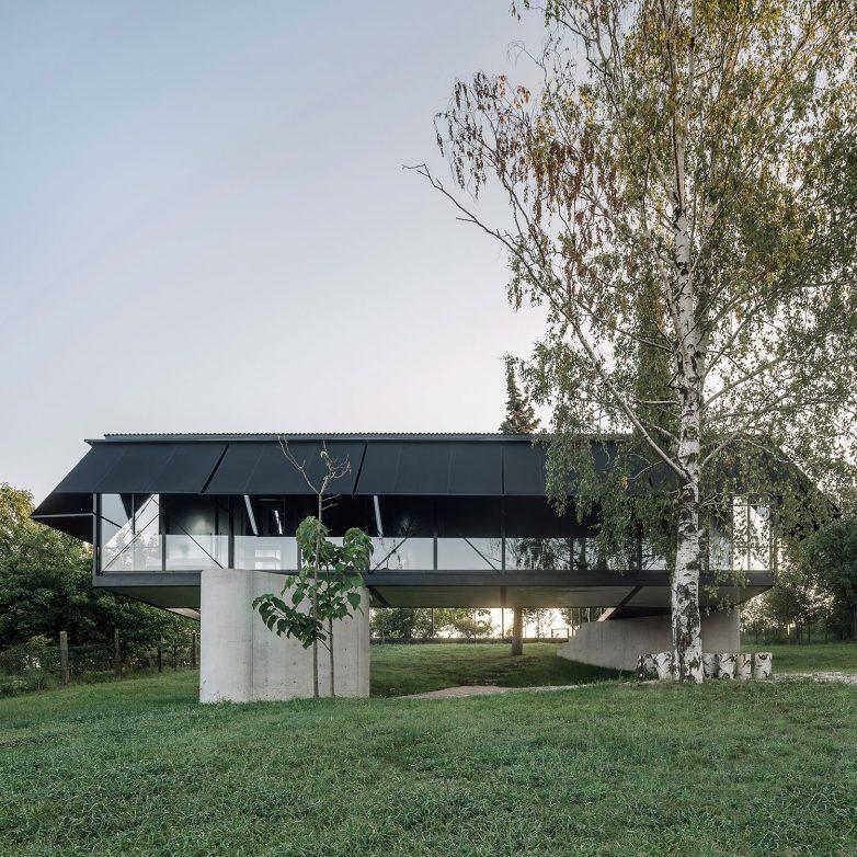 Ova kuća osmišljena je da pruži pun konfor i zabavu svojim korisnicima; Foto: Miloš Martinović