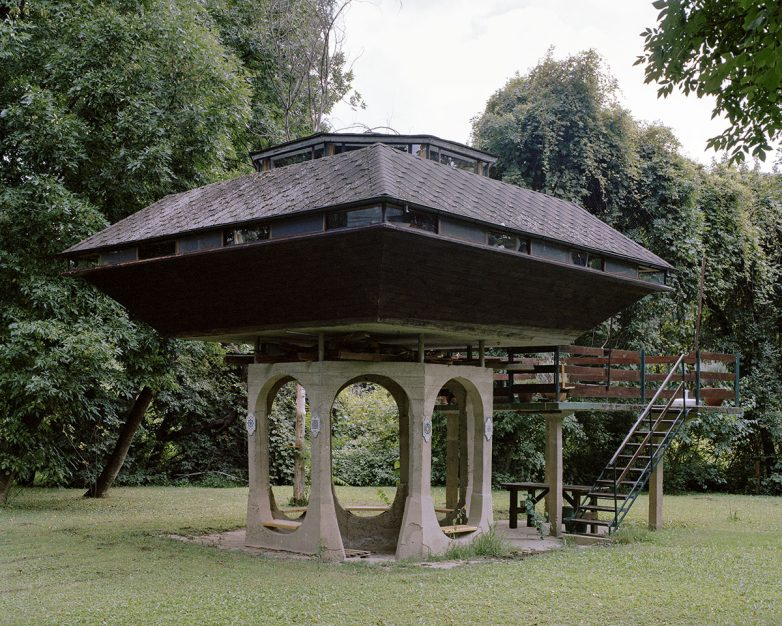 Ada Međica poslužila je arhitektama kao inspiracija; Foto: Maxime Delvaux
