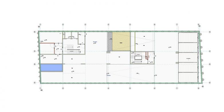 Osnova etaža -3