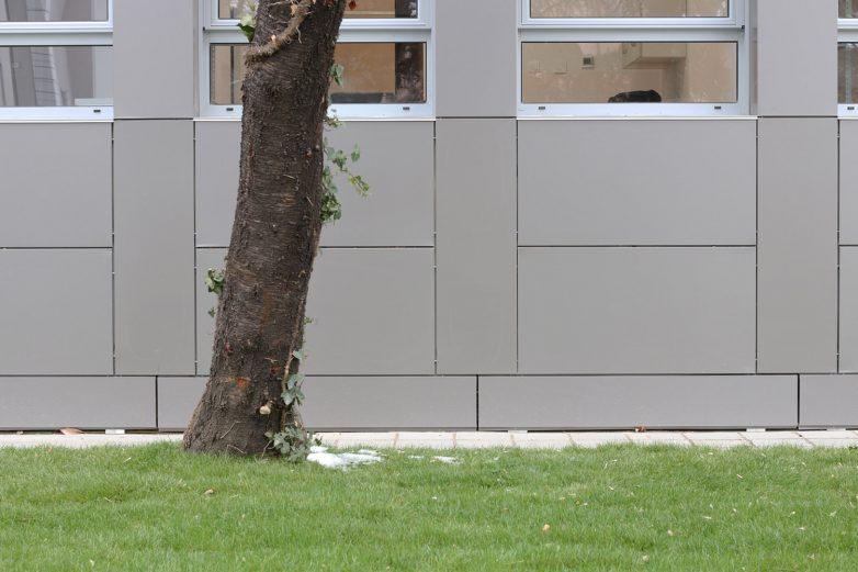 Ventilisana fasada na potkonstrukciji. Foto: Gradnja.rs