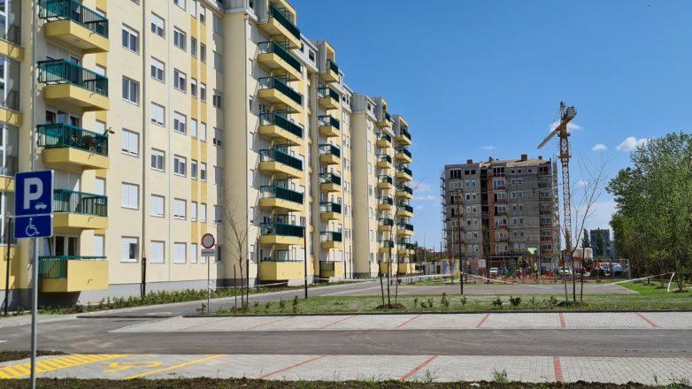 Urbanistički sklad na Jugovićevu; Foto: Gradnja.rs