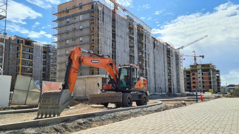 Trenutno se gradi 1.972 stana za pripadnike snaga bezbednosti