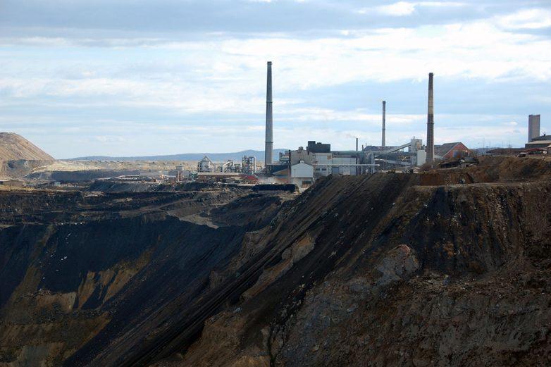 Industrijska zona Bora; Foto: Hristina Stojanović